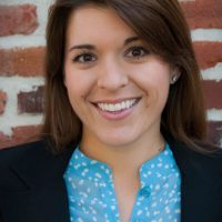 Reynolds School graduate program alumna Michelle Matus