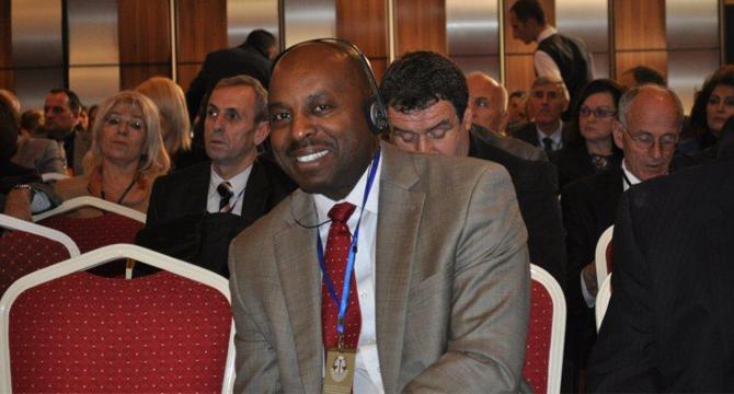 Professor's work strengthens Kosovo judiciary