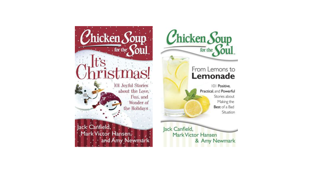 "Alumni publish stories in ""Chicken Soup for the Soul"" books"