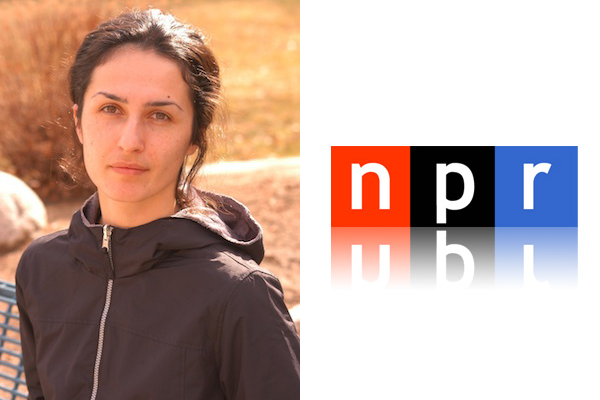 Alumna heads to D.C. for NPR internship
