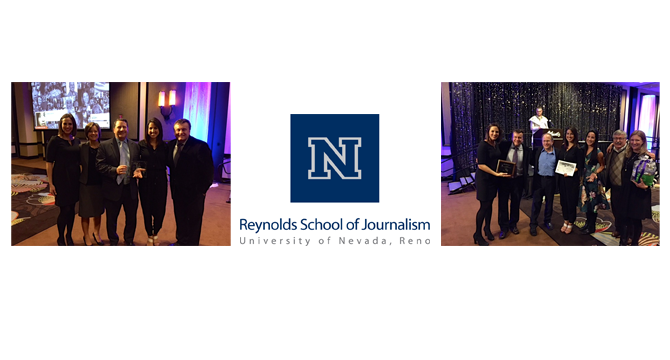 Reynolds School wins big at Silver Spike Awards