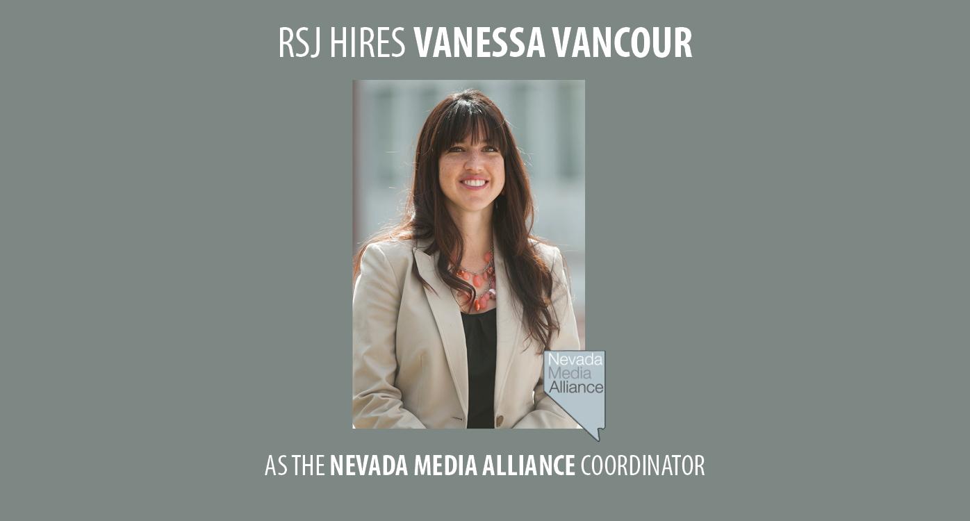 Vanessa Vancour selected to lead Nevada Media Alliance