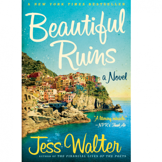 Beautiful Ruins a Novel book cover by Jess Walter