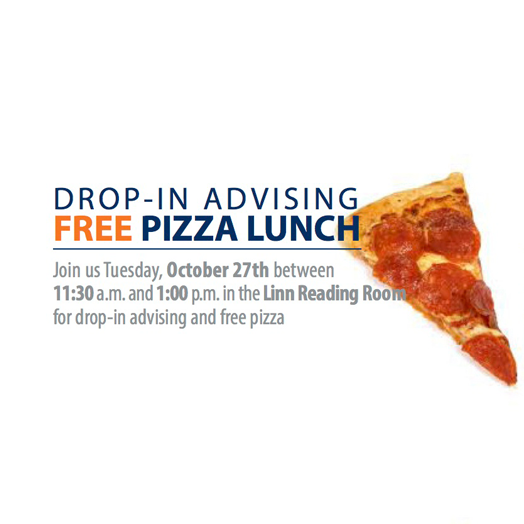 Drop-In Advising Lunch