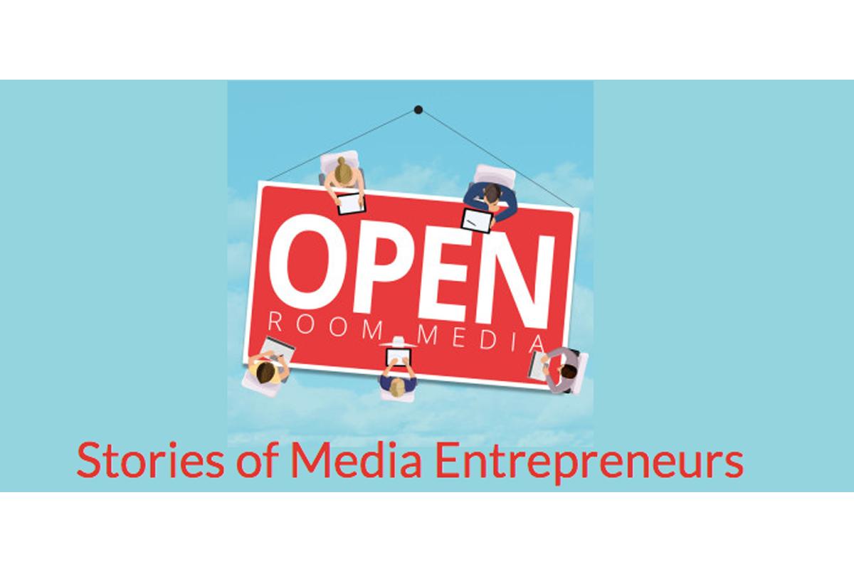 Professor launches Open Room Media podcast