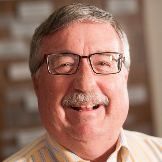 Professor Bob Felten headshot