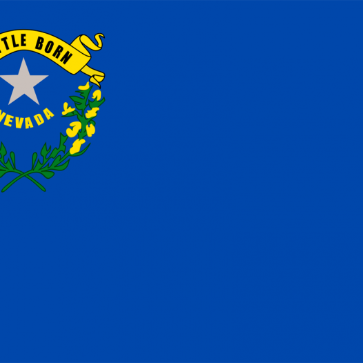 Nevada State Flag, Battle Born