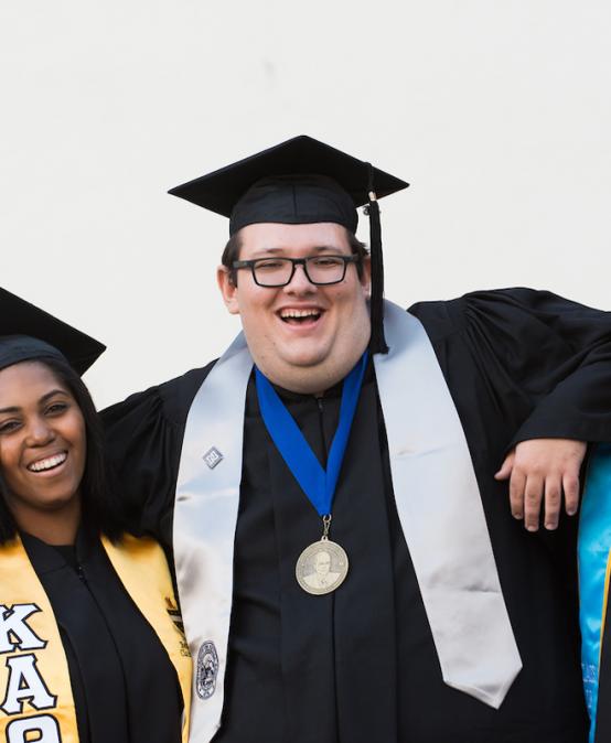 Reynolds School students reflect on graduating