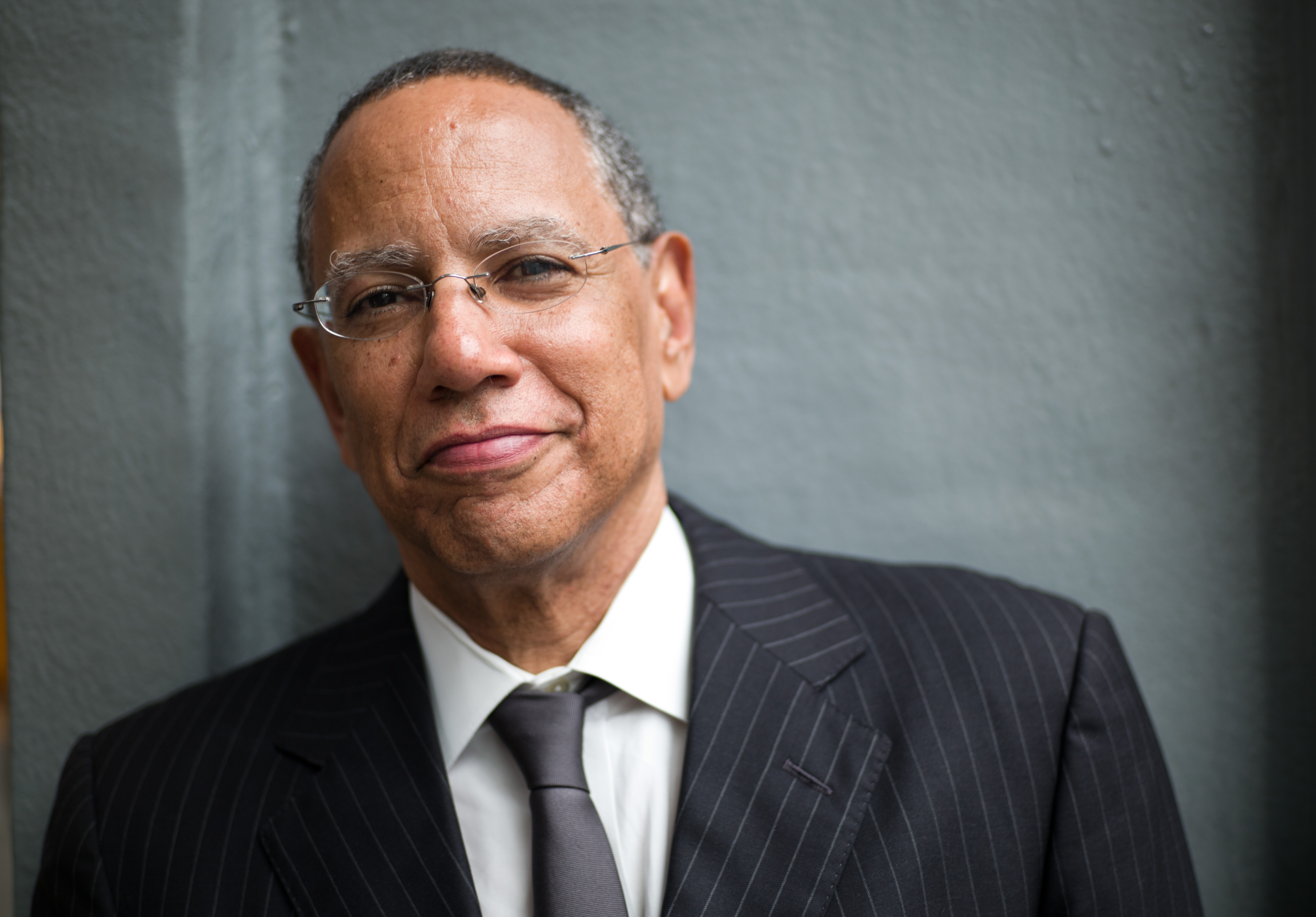 Presenting: an evening with Dean Baquet, executive editor of The New York Times