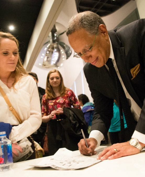 Did you miss The New York Times Editor Dean Baquet's visit? Catch up here