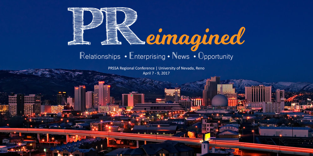 PRSSA to host regional conference: PReimagined.