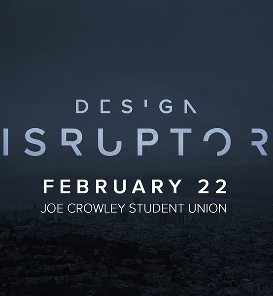 AIGA and UNR Ad Club Present: Design Disruptors