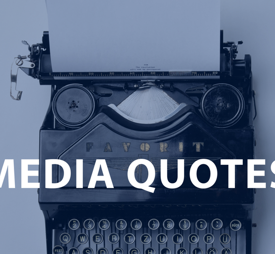 9 Inspiring Media Quotes: Journalism, Public Relations and Visual Communication
