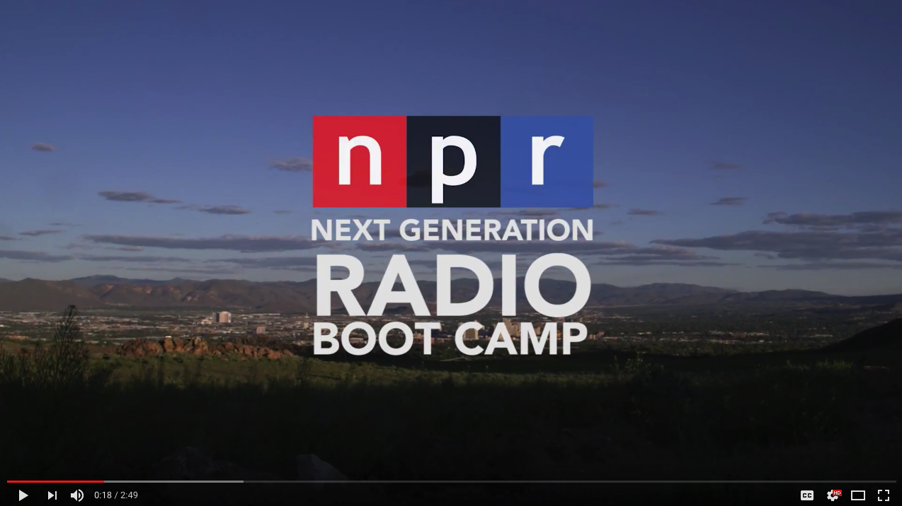What Is NPR Next Generation Radio and How To Make Your Application Stand Out