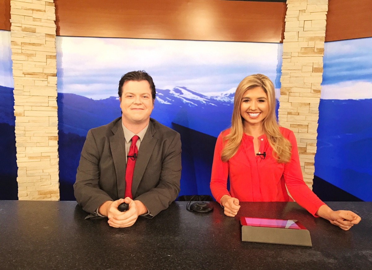 Catching up with RSJ Alumni Turned TV Anchor ConnerBoard