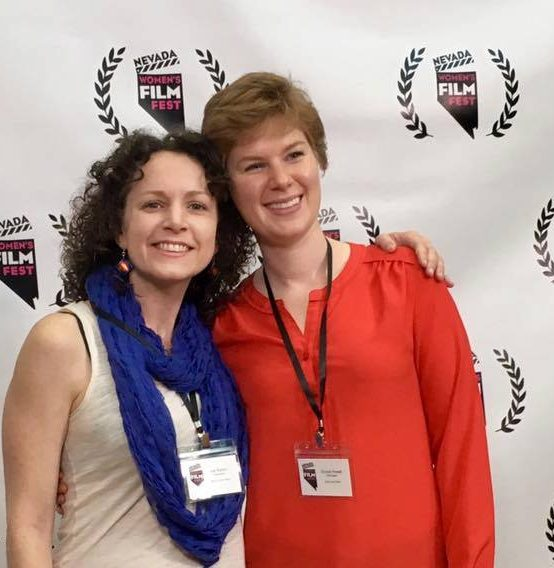 RSJ Grad's Documentary on Child Abuse Wins Student Filmmaker of the Year at the Nevada Women's Festival