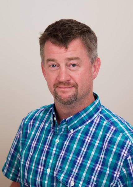 Dr. Brett Shaw portrait
