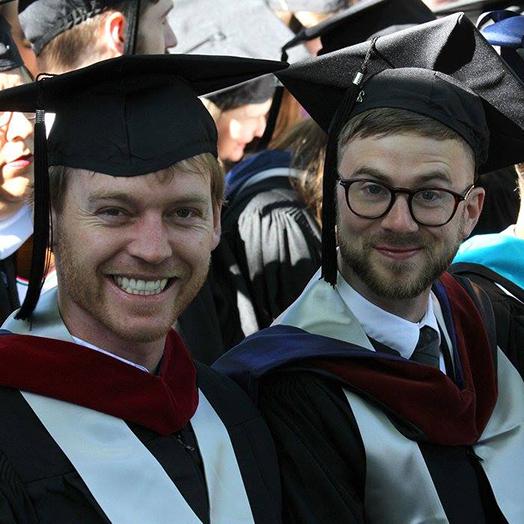 Reynolds Graduation Reception