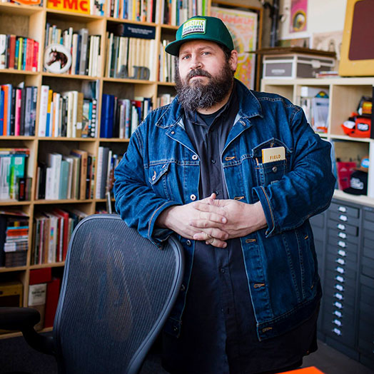 Aaron Draplin – Pretty Much Everything