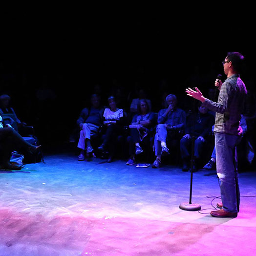 Reno Storytellers Project: Growing Up