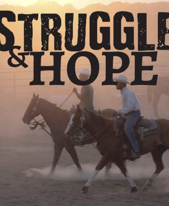 Documentary Screening + Discussion: Struggle and Hope