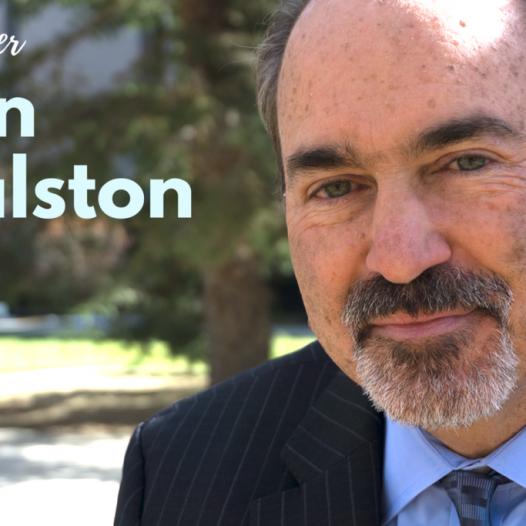 Founder Jon Ralston