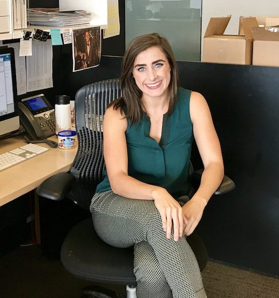 From Reno to Vanity Fair: One Reynolds School grad's journey from local news to major publication