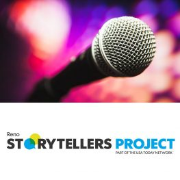 Reno Storytellers Project- Part of the USA Today Network