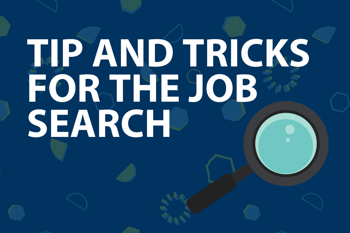 So you think you can get a job? We've got some tips to help your chances.