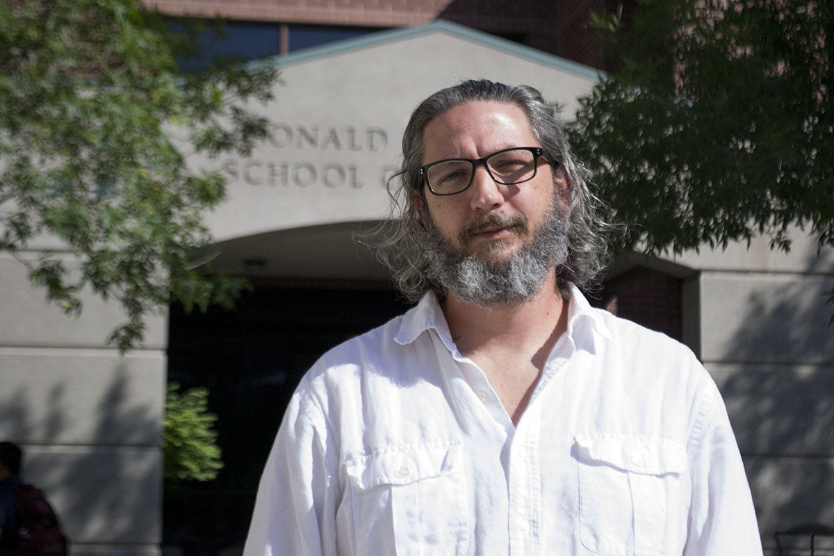 The Reynolds School Welcomes Ezequiel Korin as Assistant Professor of Spanish Language Studies