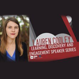 Lauren Cooley event photo