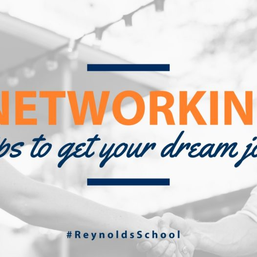 Networking tips to get your dream job