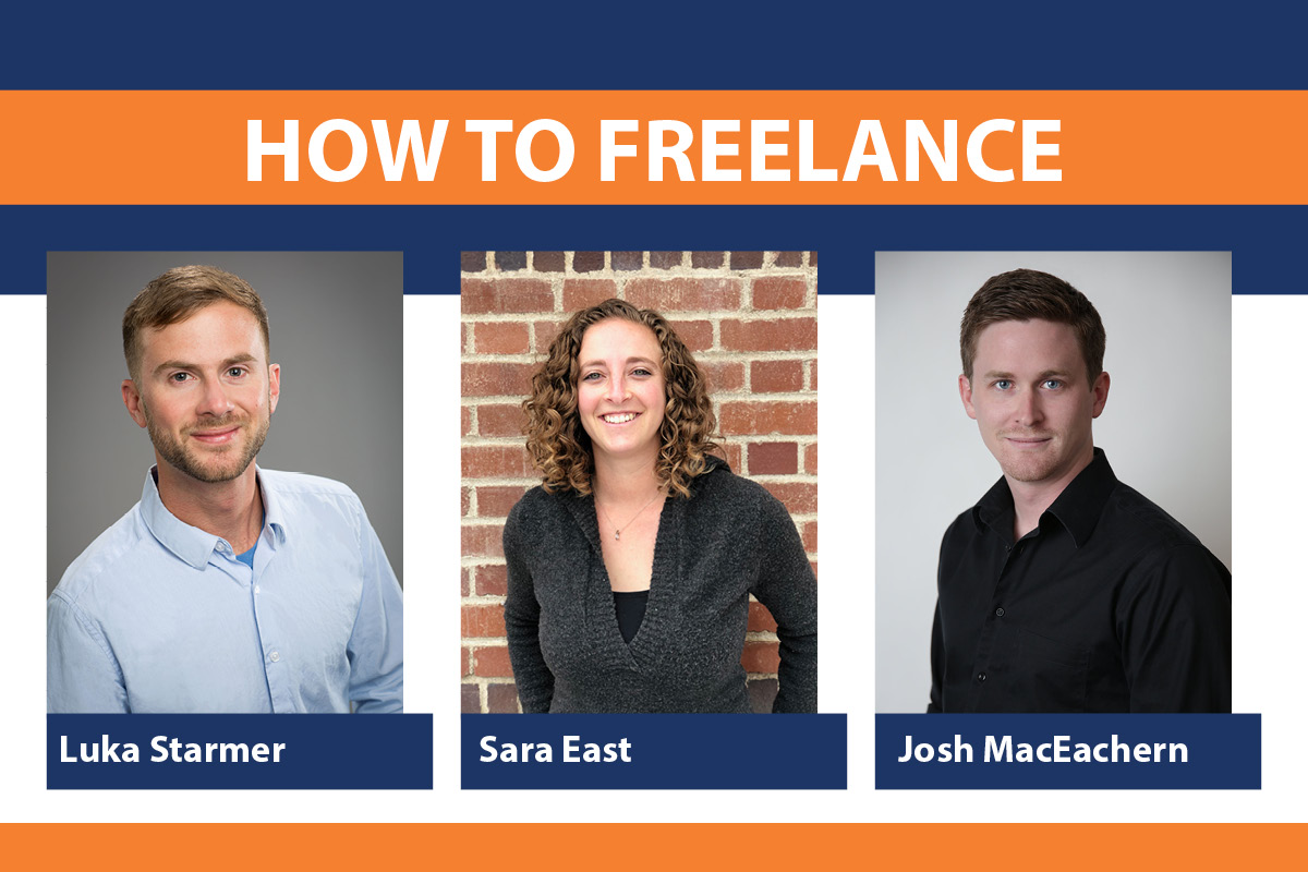 Reynolds School alumni give tips to become a successful freelancer