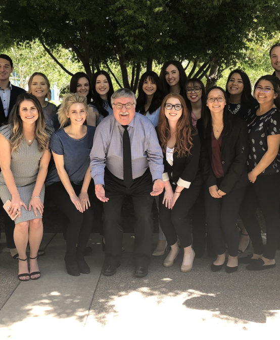 Journalism, business students create winning campaign by keeping it real