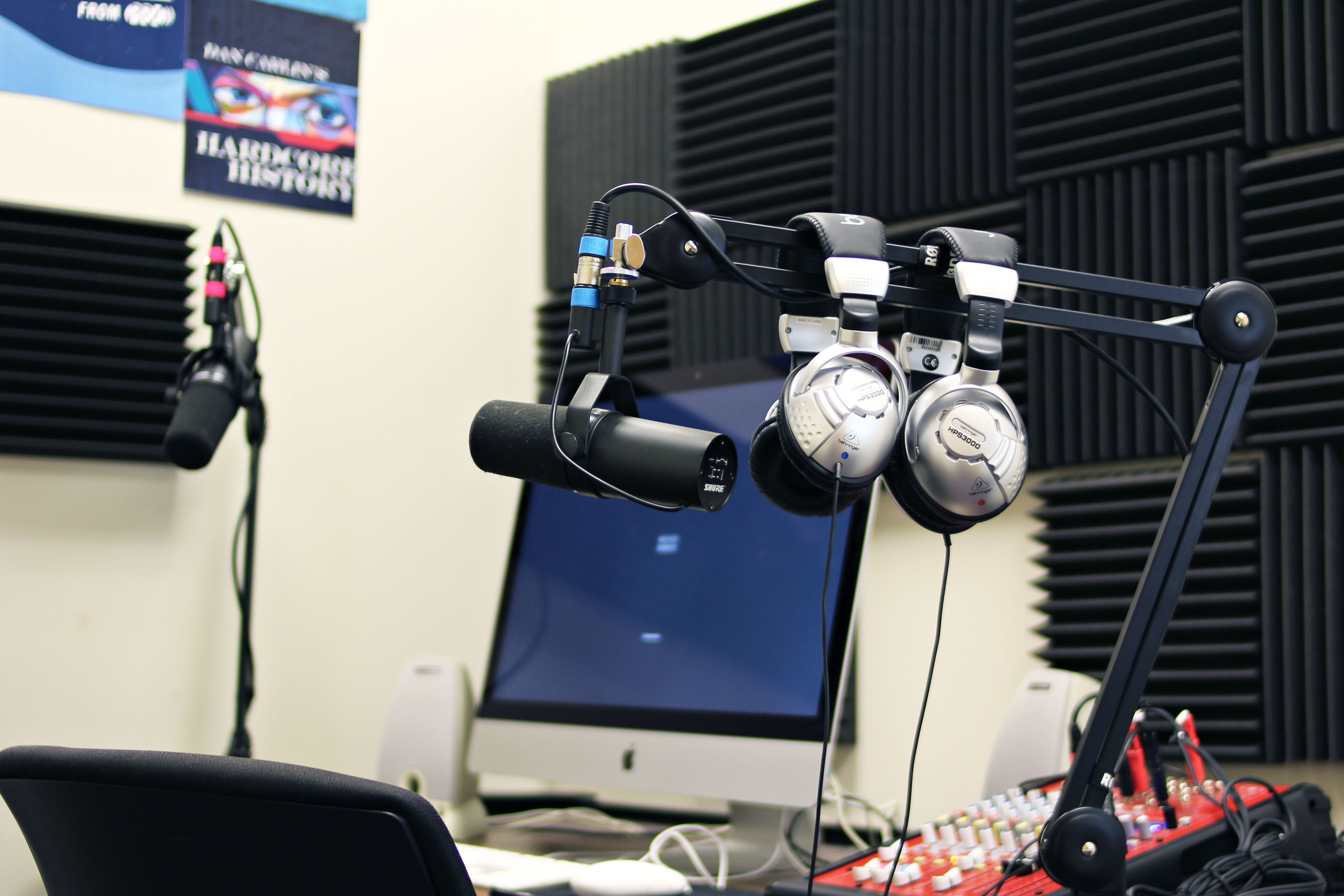 Starting podcasts allows Reynolds School students to tell unique stories and explore their passions