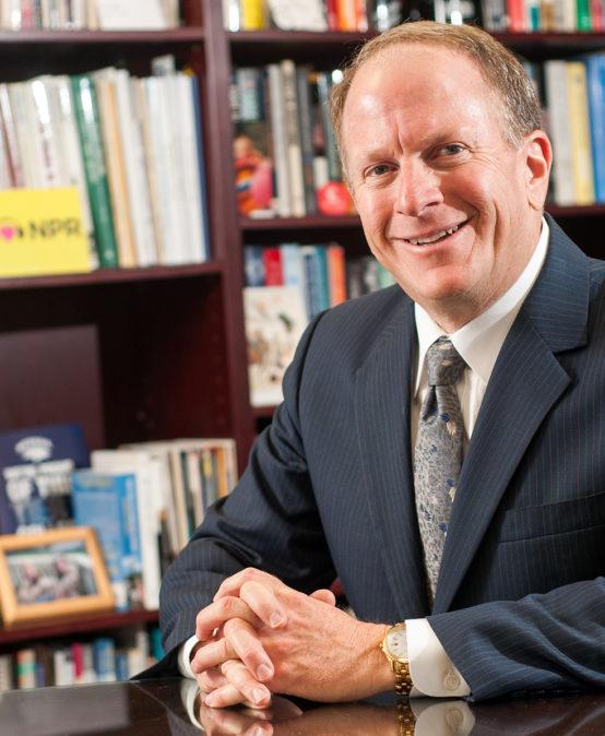 Reynolds School dean named to national journalism award committee