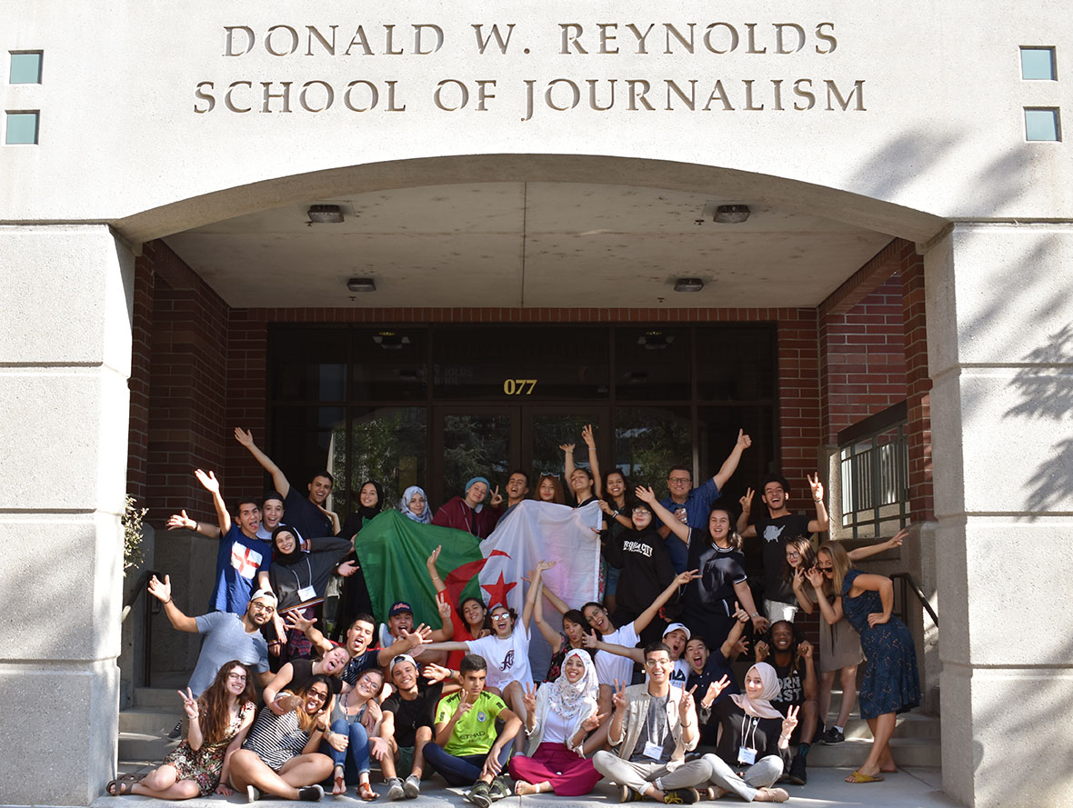Storytelling, leadership building inspire students to create change in their communities
