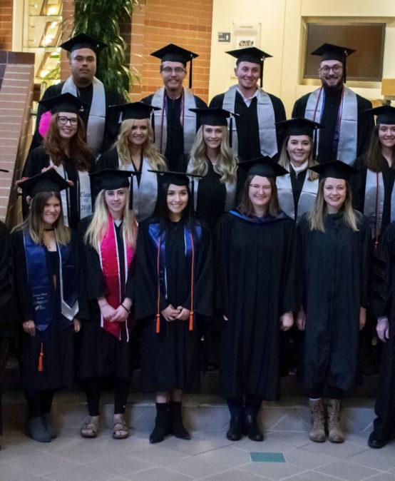 Photos: Fall 2018 Graduation Reception