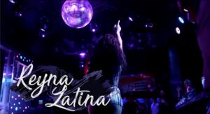 Reyna Latina title screen